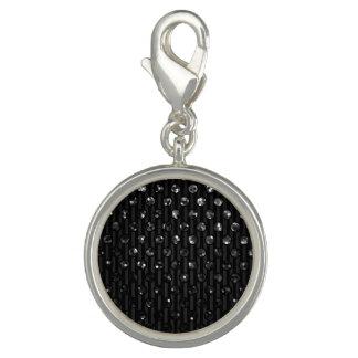 Charme-Schwarz-Schein-Juwelen Charms