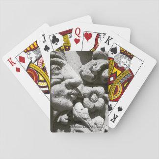 Chartas des Pokers Stein Alicante Spielkarten