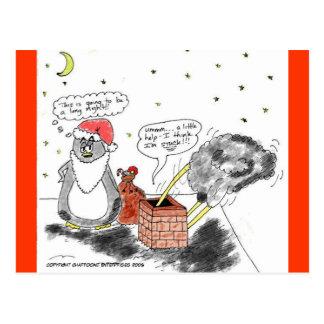 CharToonz Weihnachtspostkarte 2006 Postkarte