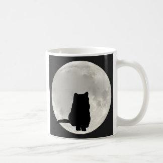 Chartreux Vollmond Kaffeetasse