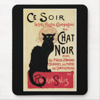 Chat Noir~Black Katze Mousepads