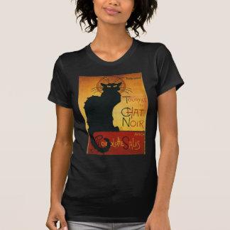 Chat Noir - schwarze Katze Tshirts