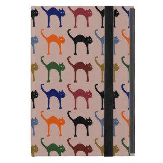Chate colorés iPad mini schutzhülle