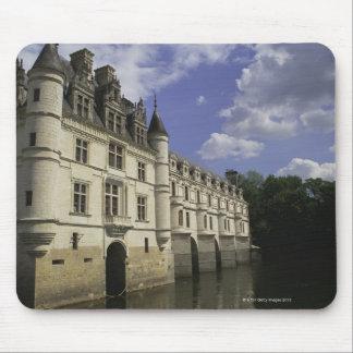 Chateau de Chenonceau in Frankreich Mousepad