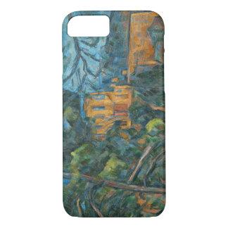 Chateau Noir, 1900-04 (Öl auf Leinwand) iPhone 8/7 Hülle