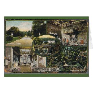 Chatsworth Haus Karte