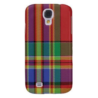 Chattan schottischer Tartan Samsung rufen Fall an Galaxy S4 Hülle