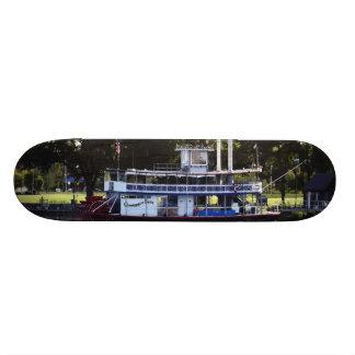 Chautauqua Schönheit auf See Chautauqua 18,4 Cm Mini Skateboard Deck
