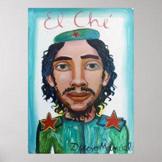 Che Guevara 6 Poster