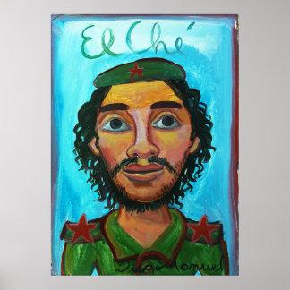 Che Guevara 7 Poster