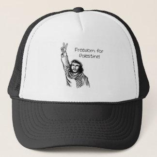 Che Guevara, Freiheit für Palästina! Truckerkappe