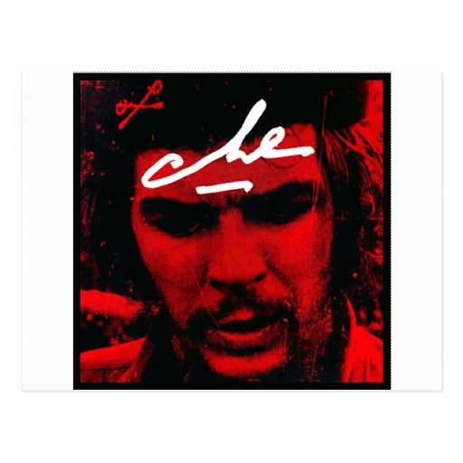 Che Guevara Postkarten