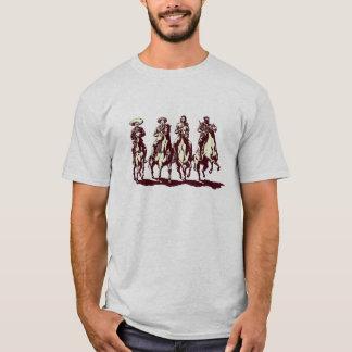 che, zapata, pancho Landhaus, commandante Marcos T-Shirt