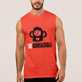 CHEBURASHKA ÄRMELLOSES T-Shirt