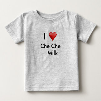 cheche Milch Baby T-shirt