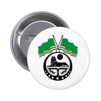 chechnya gerb runder button 5,7 cm