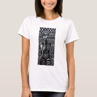 CheckerGirl T-Stück T-Shirt