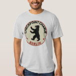 Checkpoint Charlie Berlin Tshirts