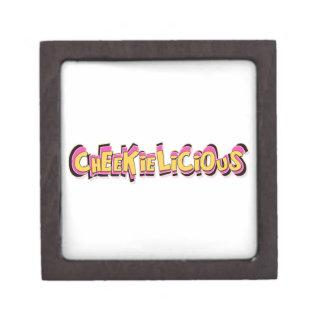 cheekilicious schachtel
