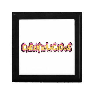 cheekilicious schmuckschachtel