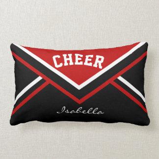 Cheerleader-Ausstattung in Rot 2 Lendenkissen