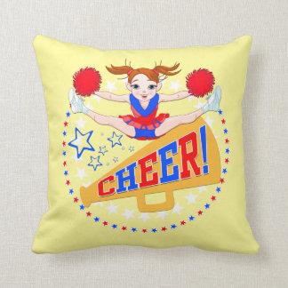 Cheerleader-Beifall Kissen