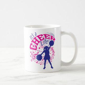 Cheerleader Kaffeetasse