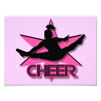Cheerleader Kunst Photo
