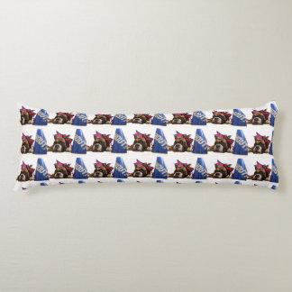 Cheerleaderboxerhund Seitenschläferkissen