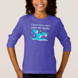 CHEERLEADERN SCHWITZEN NICHT SIE FUNKELN T-Shirt