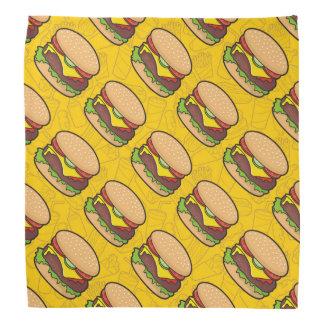 Cheeseburger Halstücher