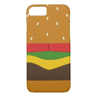 Cheeseburger iPhone 8/7 Hülle