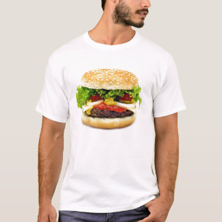 Cheeseburger-T - Shirt