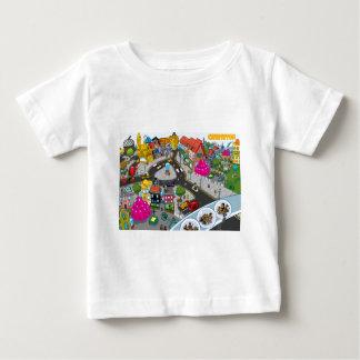 Cheeseton Baby T-shirt