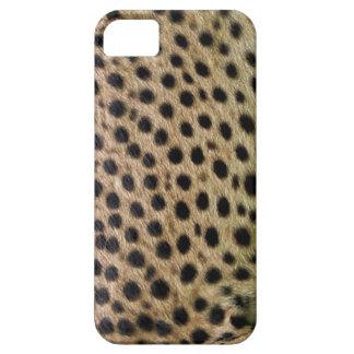 Cheetah-gepunktetes Imitat Pelz, wild lebende iPhone 5 Schutzhülle
