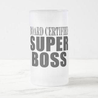 Chef-Büro-Partys: Brett zugelassener Superchef Matte Glastasse