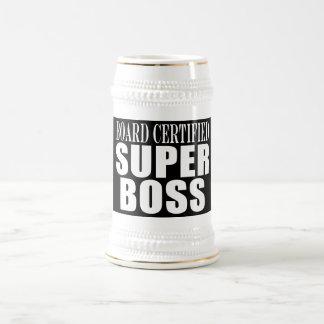 Chef-Büro-Partys: Brett zugelassener Superchef Tee Tasse