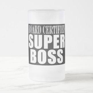 Chef-Büro-Partys: Brett zugelassener Superchef Kaffeetasse