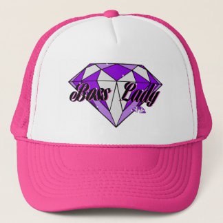 Chef-Dame Diamonds Trucker Hat Truckerkappe