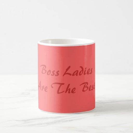Chef-Damen sind die beste Tasse