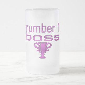 Chef der Nr.-1 im Rosa Tee Haferl