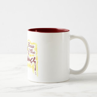 Chef der Soßegrill-Kaffee-Tasse
