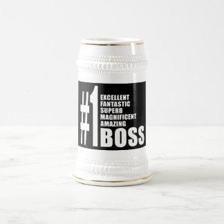 Chef-Geburtstags-Geschenke Chef der Nr -eine