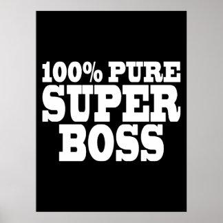 Chef-Geburtstags-Partys: 100% reiner Superchef Poster