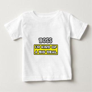Chef. Ich bin ein bisschen eine große Sache Baby T-shirt