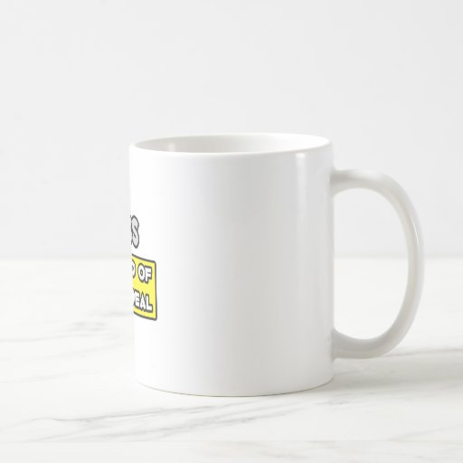 Chef. Ich bin ein bisschen eine große Sache Tee Tasse