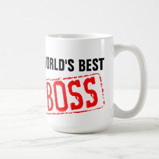 Chef-Kaffee-Tassen der Welt beste Tasse