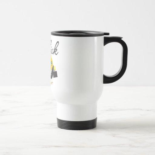 Chef-Küken Kaffeetassen