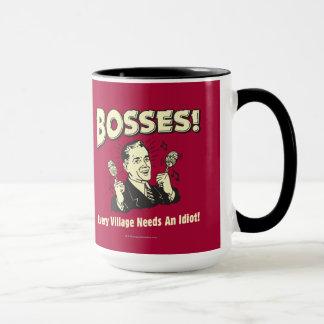 Chefs: Jedes Dorf benötigt einen Idioten Tasse