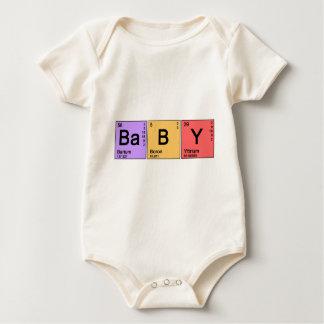 Chemie-Baby Strampelanzug